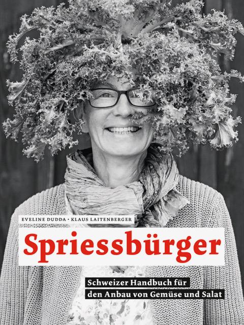 Die Taschenbuch-Version von Spriessbürger ist aktuell in Arbeit